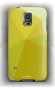 Yellow kuoret Galaxy S5
