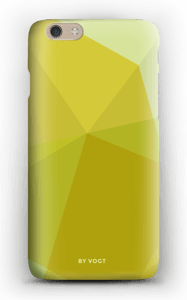 Yellow skal IPhone 6
