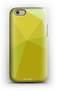 Yellow case IPhone 6 tough