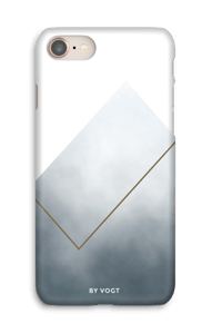 Silent gold cover IPhone 8