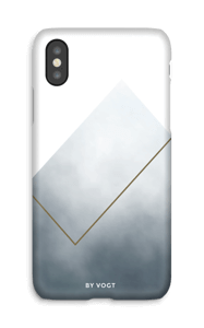 Silent Gold case IPhone X
