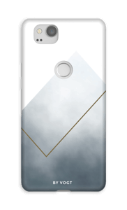 Silent gold cover Pixel 2