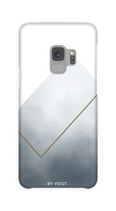 Leises Gold Handyhülle Galaxy S9