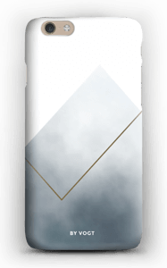 Silent gold deksel IPhone 6