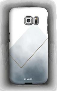 Silent gold kuoret Galaxy S6 Edge