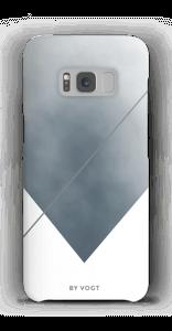 Silent silver kuoret Galaxy S8