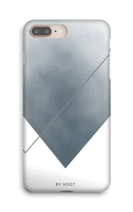 Silent silver Coque  IPhone 8 Plus