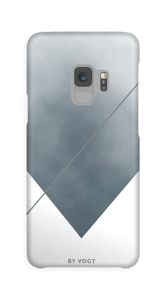 Leises Silber Handyhülle Galaxy S9