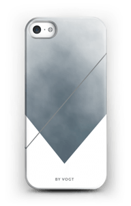 Silent silver Coque  IPhone 5/5S