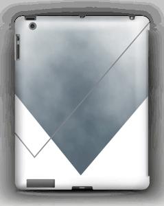 Silent silver kuoret IPad 4/3/2