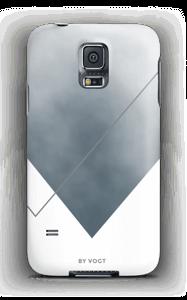 Silent silver kuoret Galaxy S5