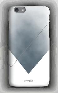 Silent silver deksel IPhone 6s
