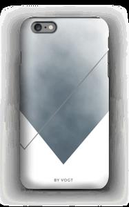 Silent Silver case IPhone 6s Plus tough