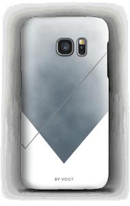 Silent silver kuoret Galaxy S7