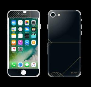 Gold ride Skin IPhone 7