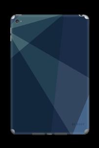 Blue Skin IPad Mini 4