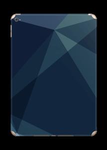 Dark blue Skin IPad Air 2