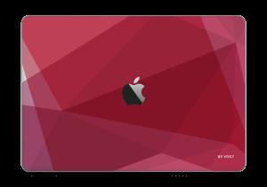 "Burgundy Skin MacBook Pro 13"" 2016-"
