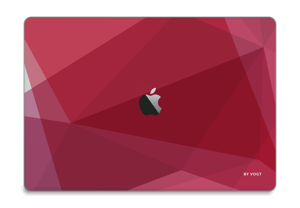 "Rood Skin MacBook Pro 15"" 2016-"