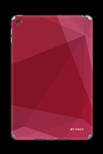 Red Skin IPad Mini 4