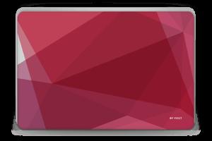 Burgundy Skin Laptop 15.6