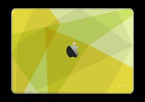 """Yellow Skin MacBook Pro 13"""" 2016-"""