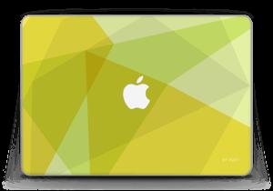 "Gelb Skin MacBook Pro Retina 13"" 2015"