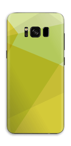Gelb Skin Galaxy S8