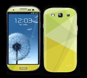 Yellow Skin Galaxy S3