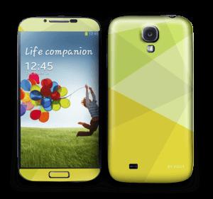 Yellow Skin Galaxy S4