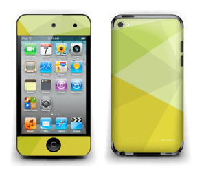 Yellow Skin IPod Touch 4th Gen