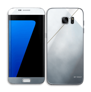 Gold Skin Galaxy S7 Edge