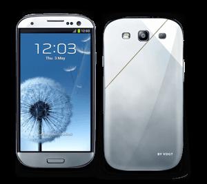 Gold Skin Galaxy S3