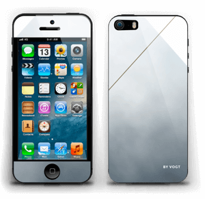 Silent Gold Skin IPhone 5s