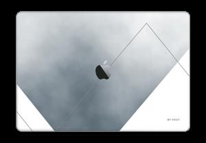 "Silent silver tarrakuori MacBook Pro 15"" 2016-"