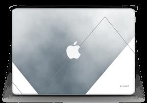 """Silent Silver Skin MacBook Air 13"""""""
