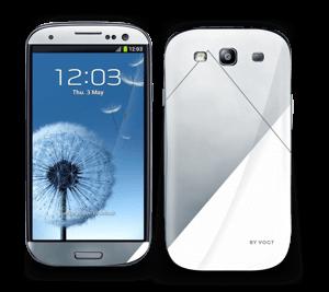 Silent silver Skin Galaxy S3