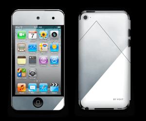 Silver Skin IPod Touch 4th Gen