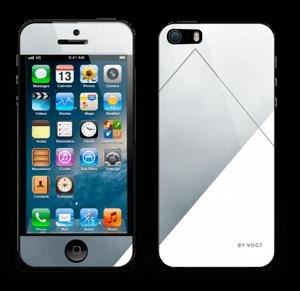 Silver Skin IPhone 5s