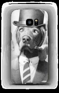 W. Maraner case Galaxy S7 Edge