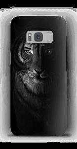 Tiger in the dark skal Galaxy S8