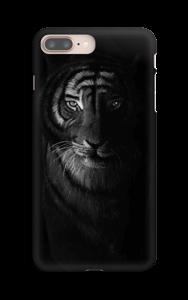 Tiger in the Dark Coque  IPhone 8 Plus