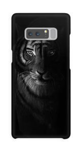 Tiger in the dark skal Galaxy Note8