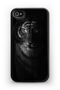 Tiger in the dark kuoret IPhone 4/4s