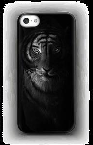 Tiger in the dark deksel IPhone 5/5S