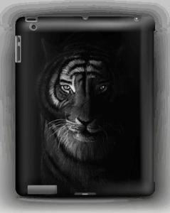 Tiger in the dark kuoret IPad 4/3/2