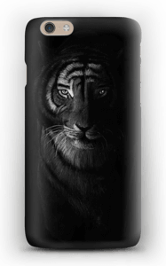 Tiger in the dark deksel IPhone 6