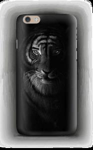 Tiger in the dark case IPhone 6 Plus