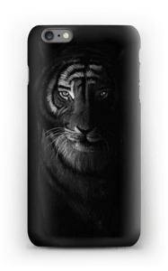 Tiger in the dark case IPhone 6s Plus