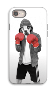 Street boxer deksel IPhone 8 tough